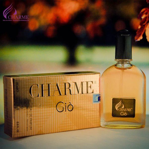 nước hoa charme giò