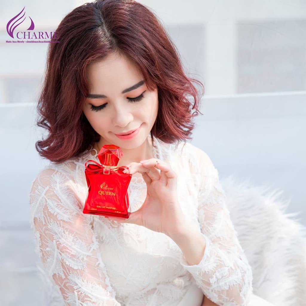 nước hoa charme queen