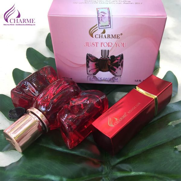 nước hoa charme just for you