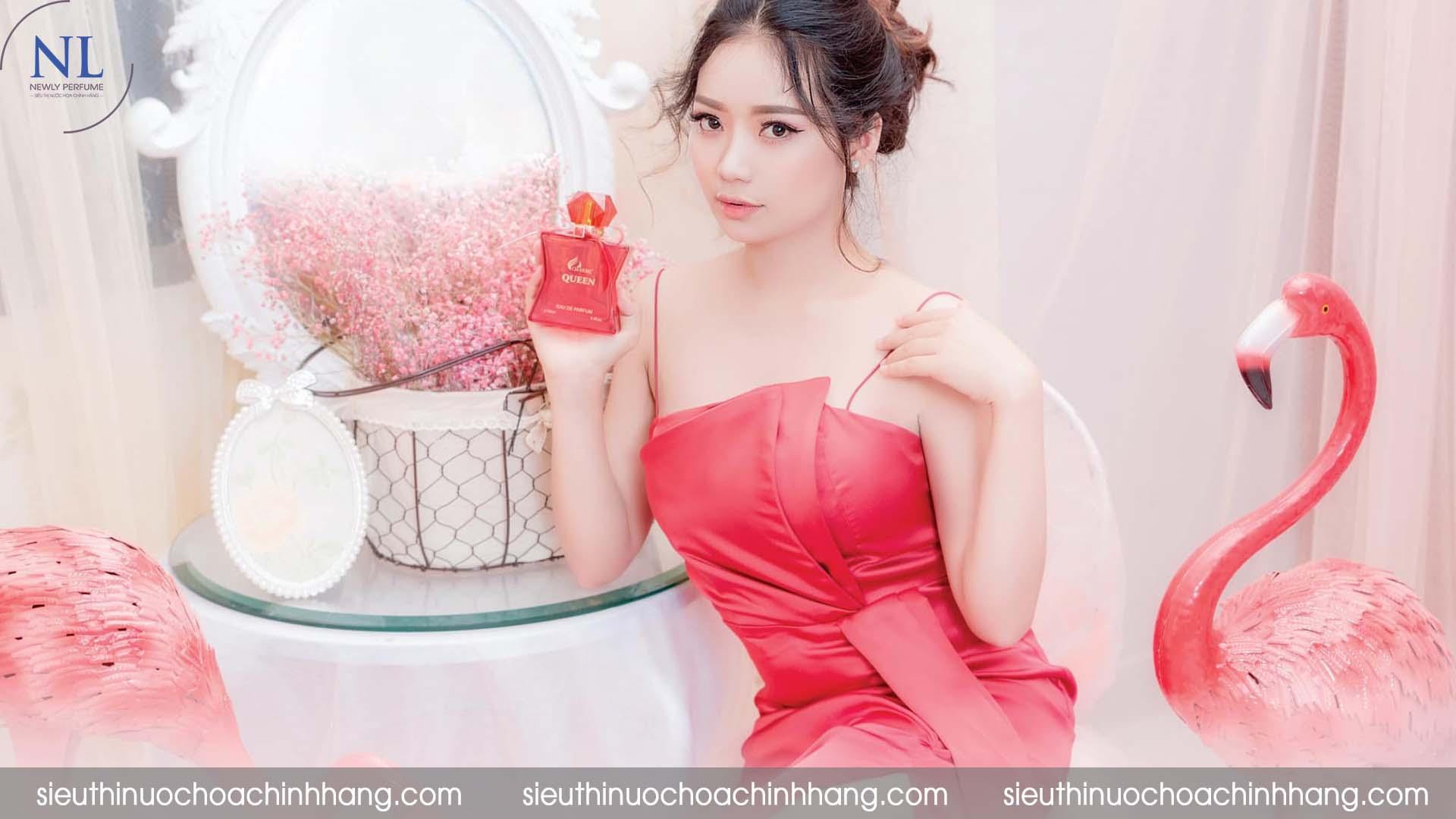 nước hoa charme nữ