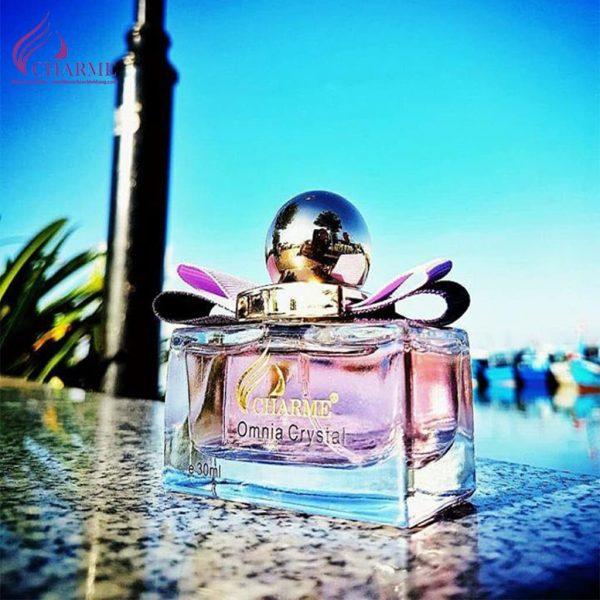 nước hoa charme omnia crystal