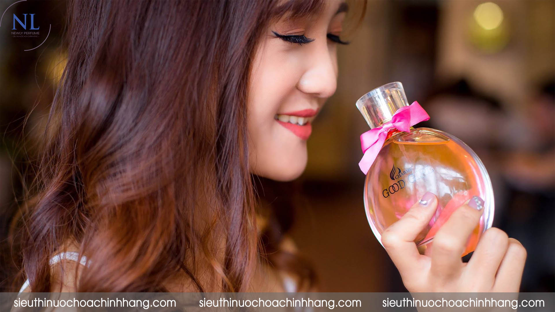 review nước hoa charme good girl