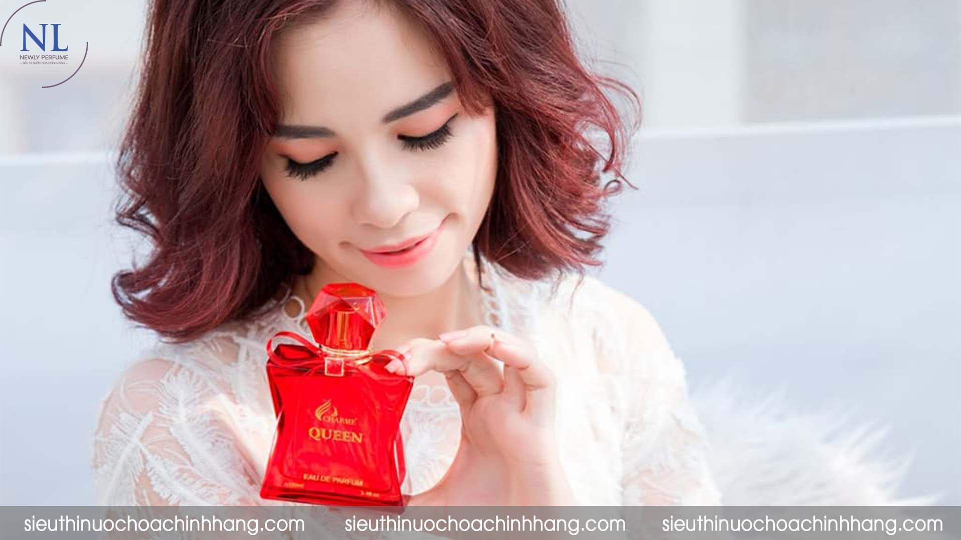 review nước hoa charme queen