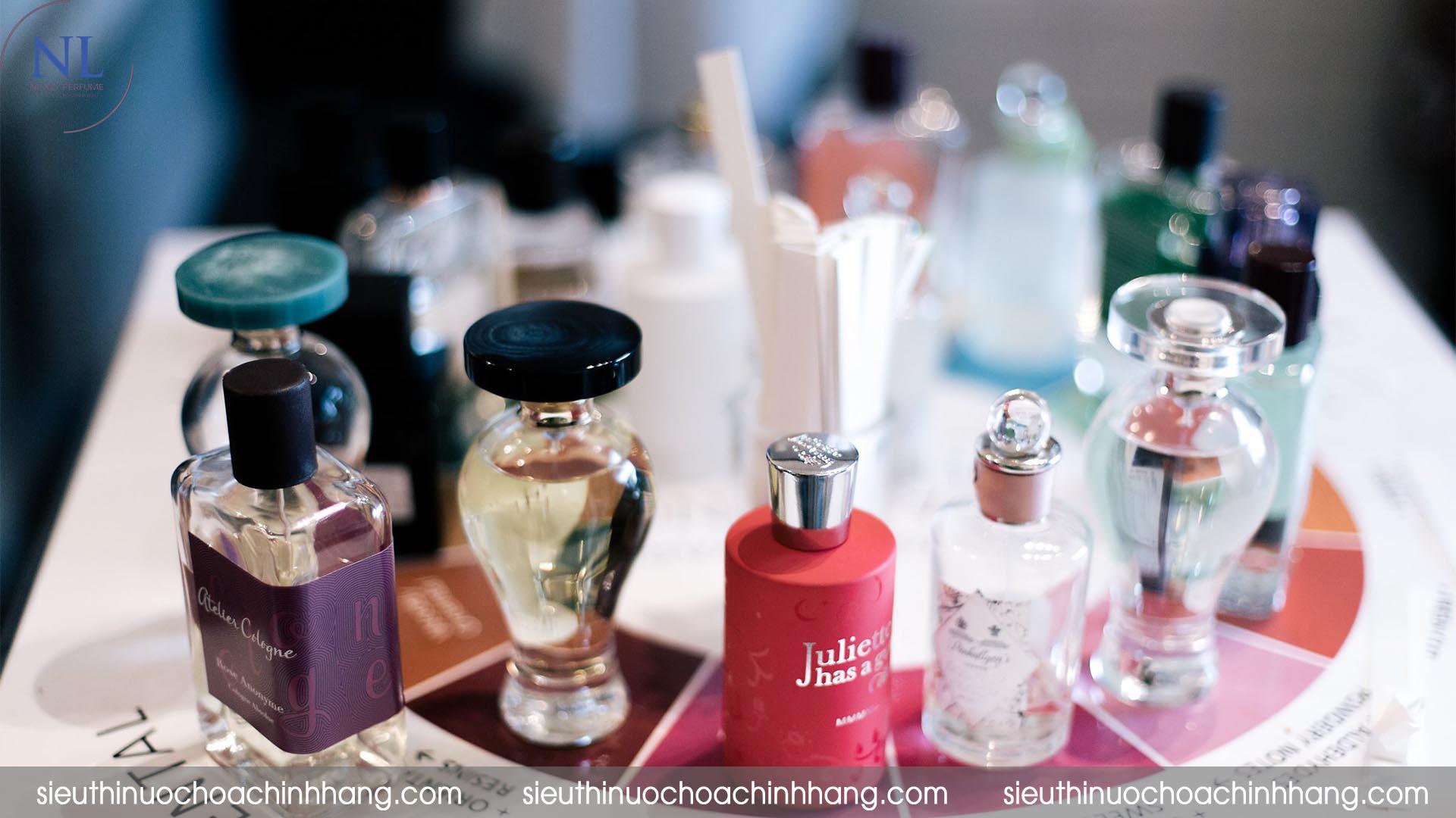 cách bảo quản nước hoa charme