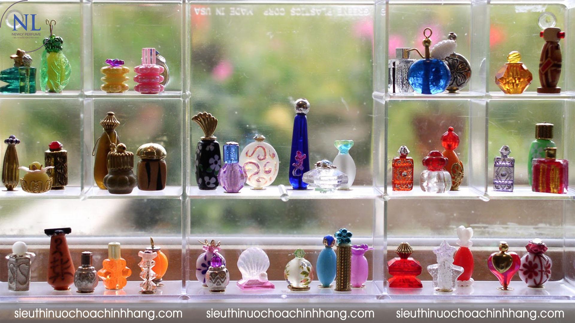 kinh doanh nước hoa charme