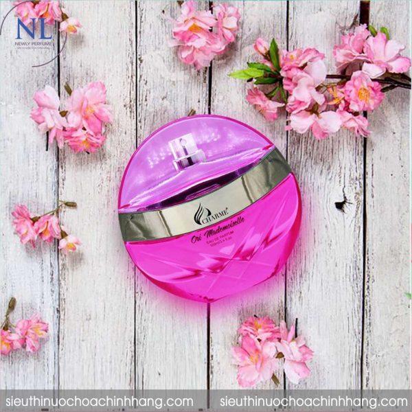nước hoa charme ori mademoiselle