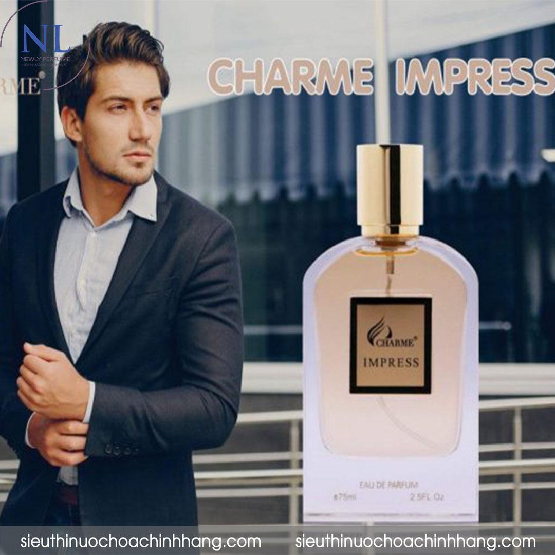 nước hoa charme impress