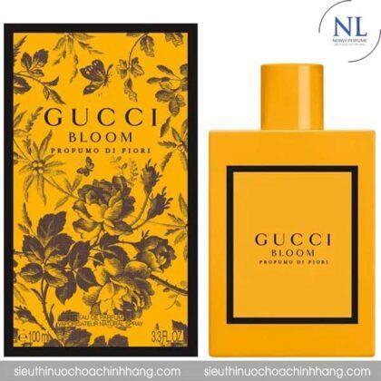 Nước hoa nữ Gucci Bloom Profumo Di Fiori