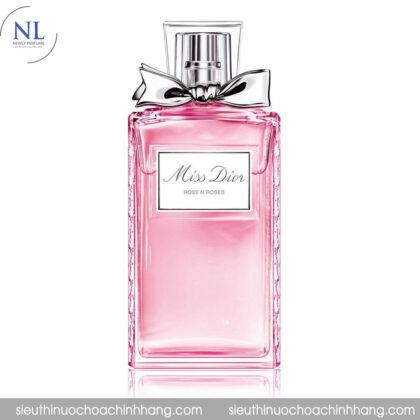 Nước hoa nữ Miss Dior Rose N'Roses [Chính hãng]